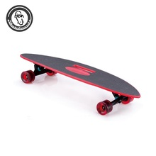 31inch Customized bamboo longboard skateboard with ABEC-7 bearing