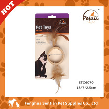 Special design best sell Circle chews cat toy
