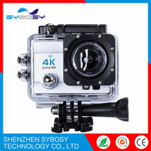 "Andoer Q3H 2"" Ultra-HD 4K Camera Wifi 16MP Action Camera + Andoer LED Diving Video Fill-in Light Lamp 3 Modes 30m Waterproof"
