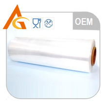 100m-1000m length packaging palstic film stretch film pe cling wrap film