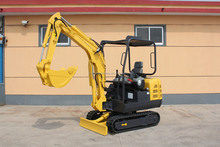 Jinhui mini digger for tree hole digging