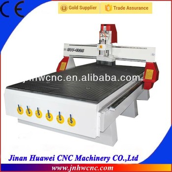 Gold Manufacturer 1325 3D Wood Carving CNC Router CNC Machine 1325