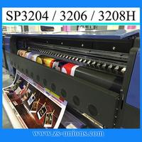 best 320cm 3.2m large solvent plotter made in China