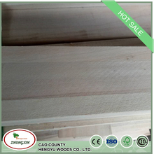 High Quality Paulownia Edge Glued Panels/board