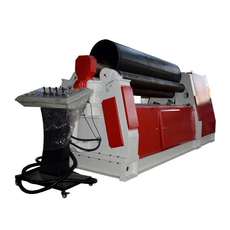 Siecc/Hect manual rolling machine bending thin steel plate to the small pipe