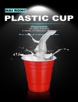 China high quality plastic cup manufacture factory