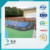 UV stable epdm rubber granules/mixing pu glue for sports courts flooring/playgrounds