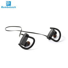 V4.1 new model bluetooth headset, cheap wireless IPX7 waterproof headphones RU10