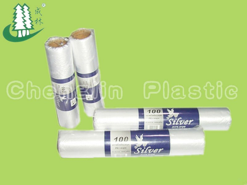 clear shrink pack food grade plastic bags