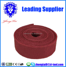 similar 3M 7447 abrasive industrial scouring pad roll for polishing
