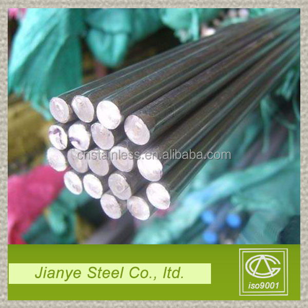 cold rolled customized size bright stainless steel round bar rod 309s