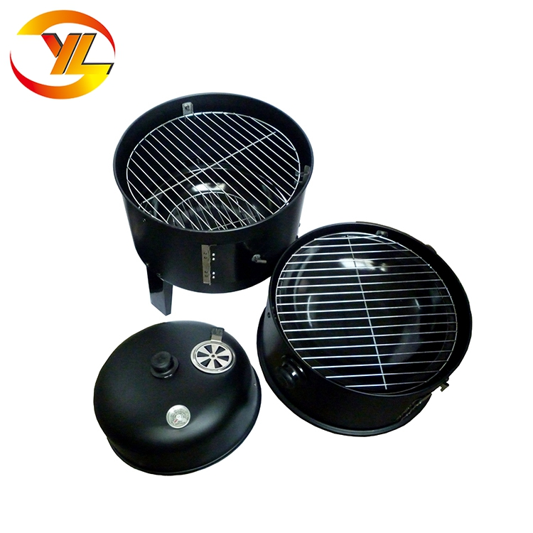 Wholesale Garden Large Smoker Charcoal BBQ Grill Stand