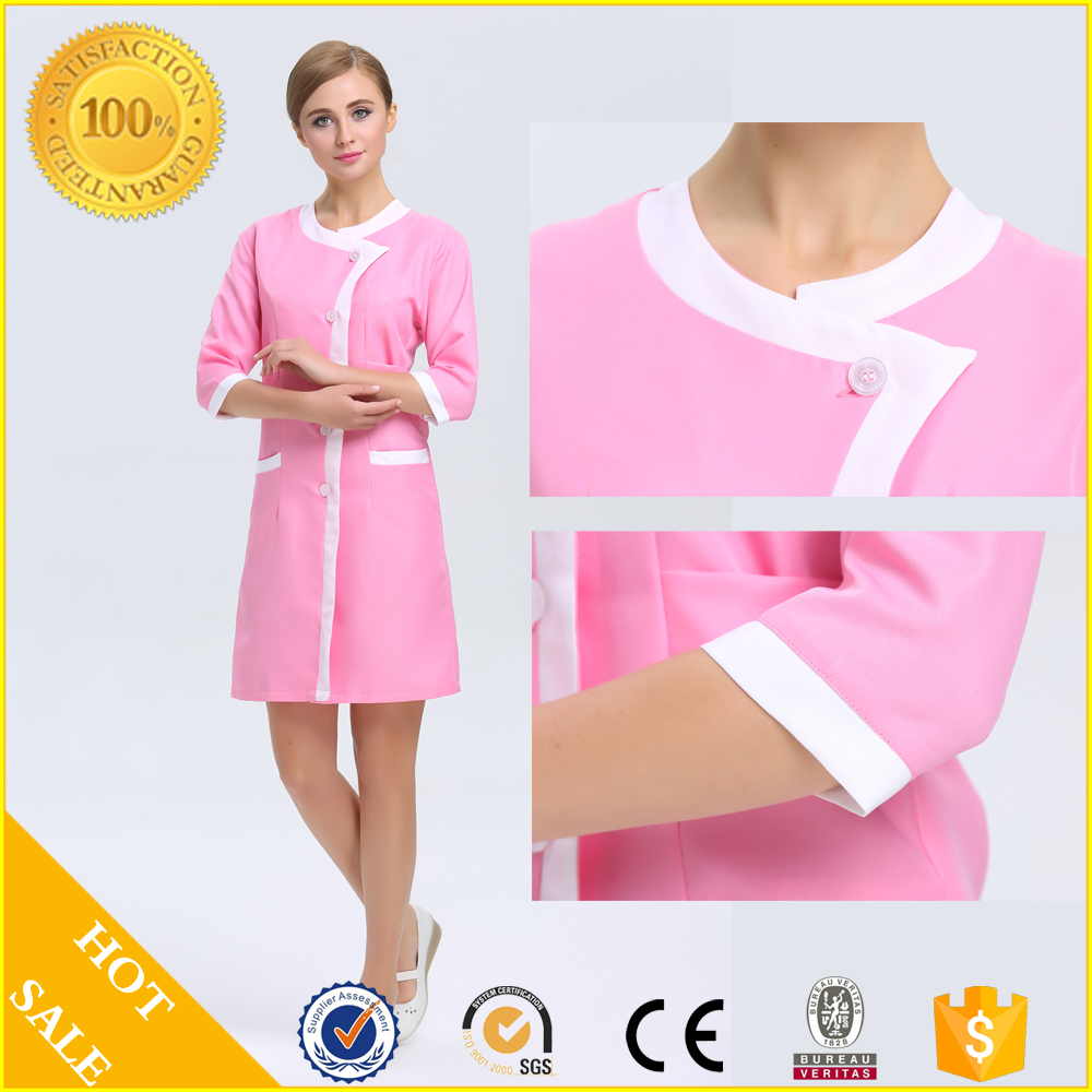 Beauty uniform clothing salon uniform buy beauty salon for Spa uniform indonesia