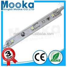 5730 SMD LED module 5730 with IP65 wateproof 4 pcs of 5730 LEDs and DC12V, yellow color, size: 55*33mm, ABS plastic injection