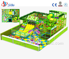 GM0 Safety durable plastic Jungle Gym for kids playground