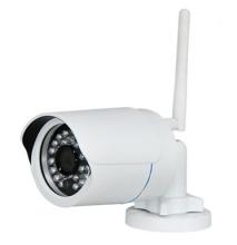Mini IP 1080P wireless home security camera waterproof With IR
