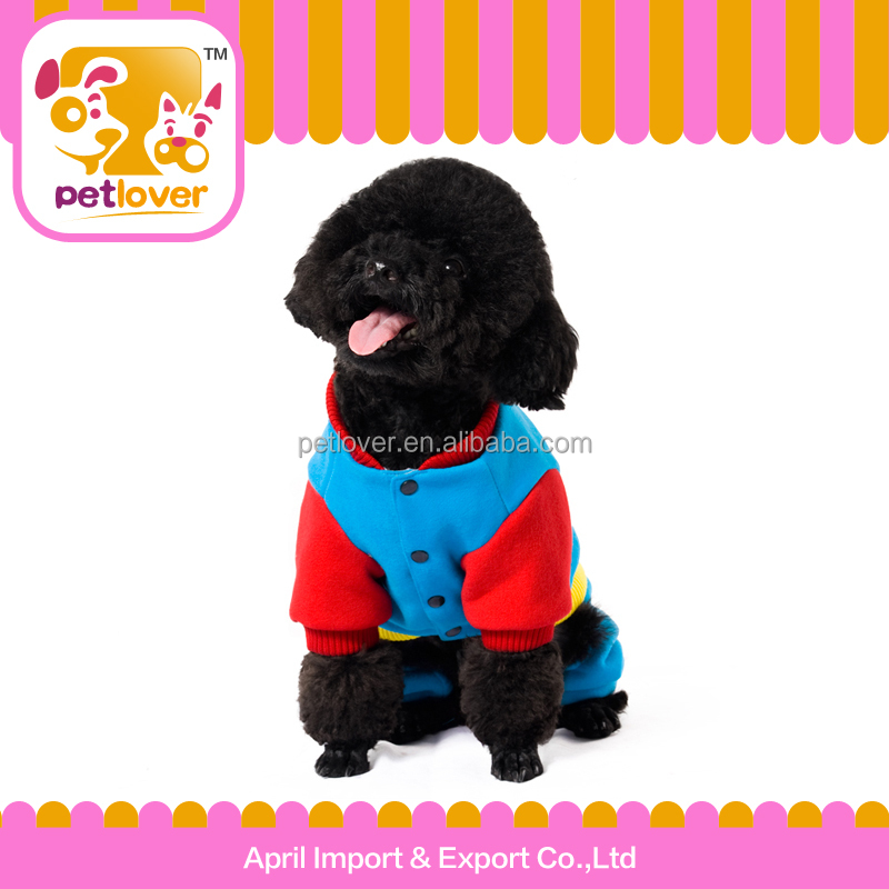 super money casual winter jacket pet clothes overall for dog