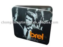 CD tin case