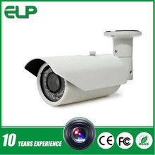 1080p 2Megapixel Waterproof vandal resist Onvif H.264 P2P Low illumination IR LED Day&Night Metal Bullet outdoor ip camera