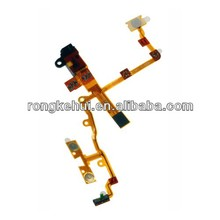 3G Button flex cable Phone case accessories Touchscreen 3G with 3M adhesive
