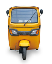 Best New Bajaj Tricycle for Passenger