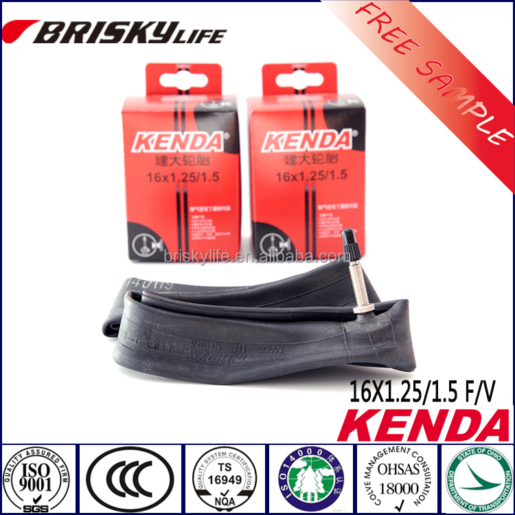 Bicycle parts bicycle tube rubber inner tube hot sale