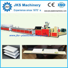fashionable latest pvc ceiling board production machine