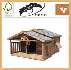 heavy duty wooden house wholesale dog cages crates