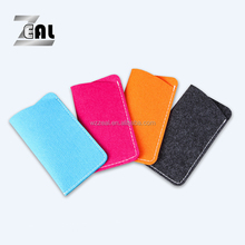 ECO-friendly felt sunglasses pouch ,NEW material high quality fashion glasses pouch ,good price case for optical phone pouch