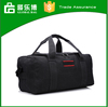 Promotion Cheap canvas material Travel Duffel Bag Sports Bag with Shoes Compartment