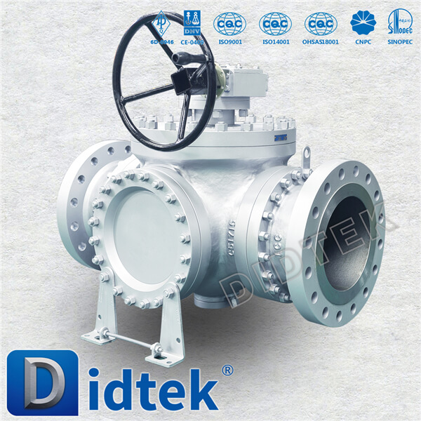Didtek China manufacturer Hot sales standard size cw617n ball valve