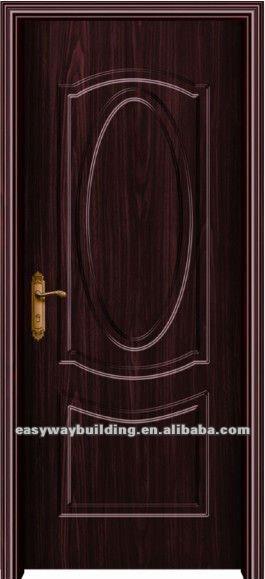 Modern Bedroom Wooden Door Designs 2016 popular pvc mdf modern bedroom wood door - buy bedroom wood