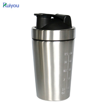 Wide mouth single wall stainless steel water bottle,personalized protein shaker bottle,shakers bottle