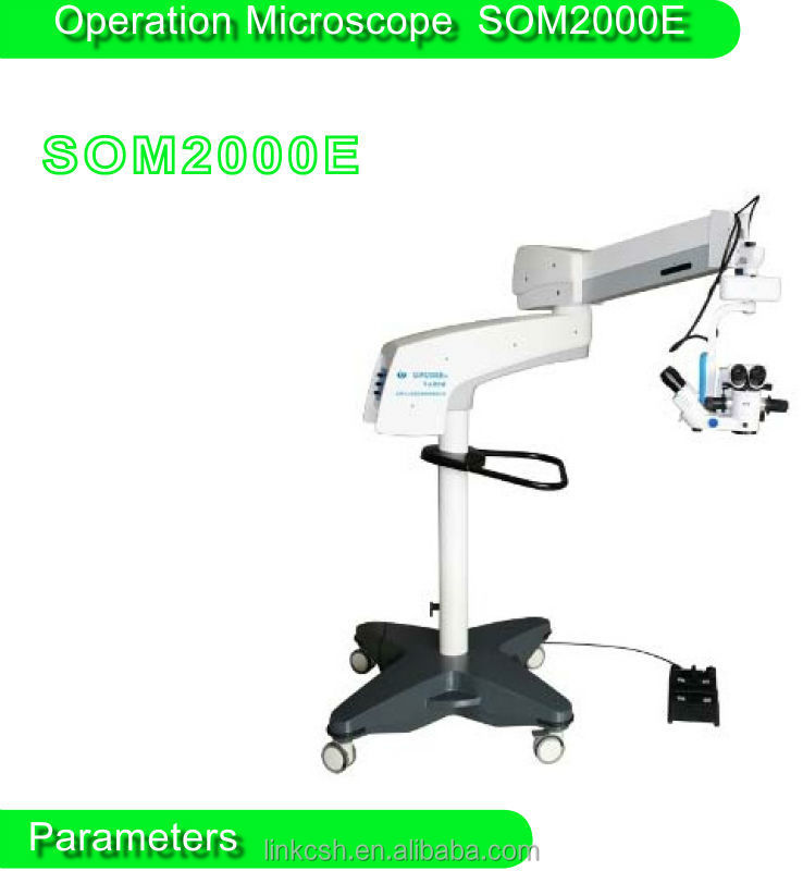 ophthalmology instruments tope sale SOM2000DX microscope operating
