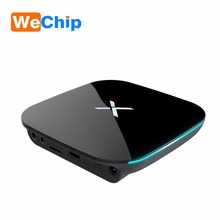 2017 Hot Selling Android 6.0 2G+16G Amlogic s912 andriod Tv Box X-player ott tv box