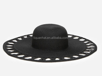 Fashion custom cap hat design custom flat brim hats