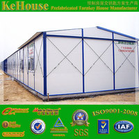 low-cost mobile prefabricated house log cabin for Living