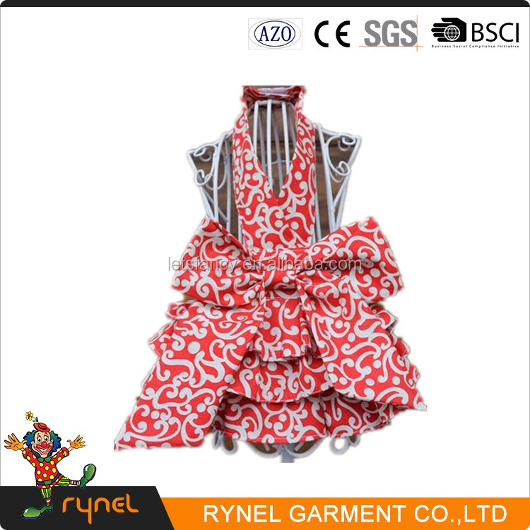PGPC0162 Wholesale China Pet Clothes Sexy Dog Clothes Female Dog Wedding Dress Clothes Summer