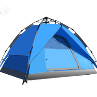Uv Protecting Wind Proof Pop Up 3 Season Fishing Tent