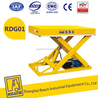 Widely used popular sale hydraulic stationary car lift platform