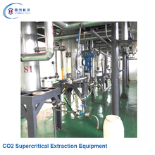 Supercritical co2 herbal oil extraction machine