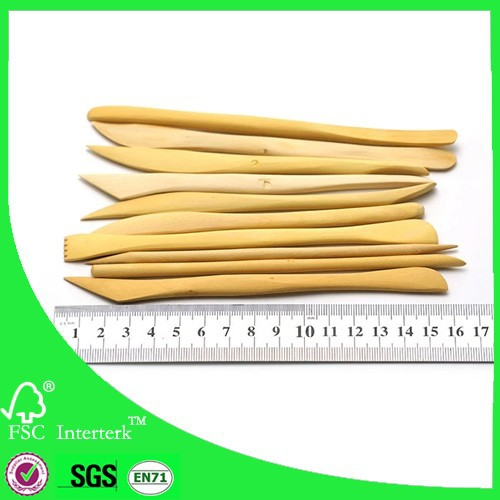 ceramic pottery tools wooden model tool for DIY