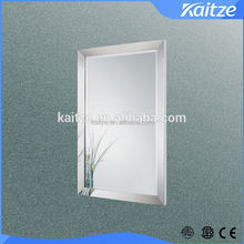 Brand new toilet wall mirror decoration stickers for sale