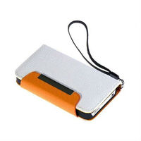 Leather Flip Wallet Case Cover Pouch for Samsung Galaxy Note 2 II N7100