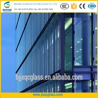 High Strength Functional Insulated Glass Wall