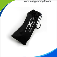 Drawstring printed microfiber bag pouch for sunglasses