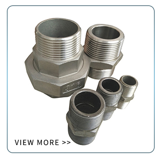 Fine workmanship Tight Sealing socket pipe fitting