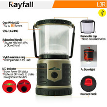 waterproof Rechargeable led hurricane lantern