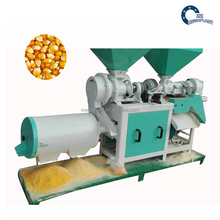 Best quality big capacity maize grinding mill grits