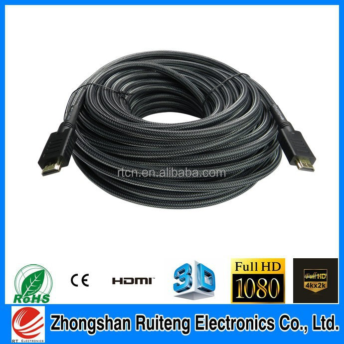 ultra long HDMI Cable 10m,15m,20m,25m,30m,35m,40m,45m,50m HD1440P 3D